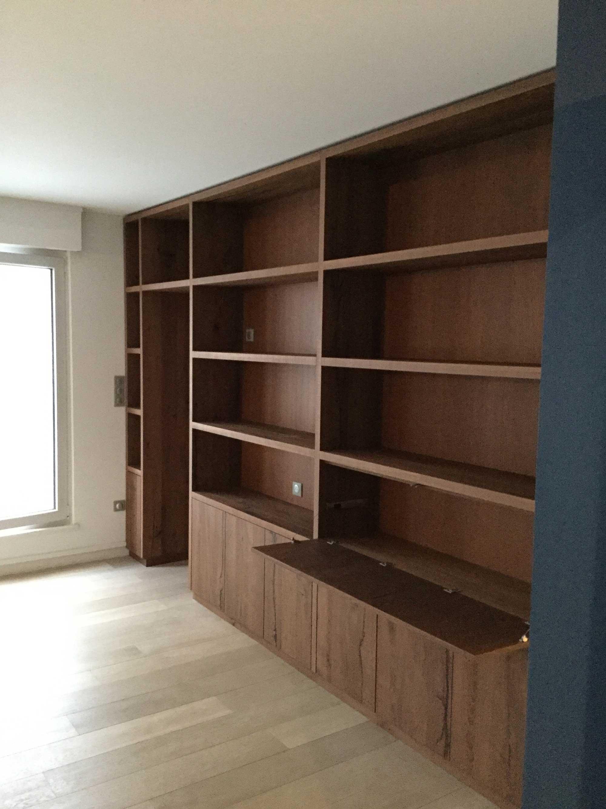 Titre de l'image 1-Placard, meubles sur mesure